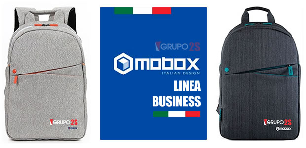 Mochilas MOBOX | Linea Business