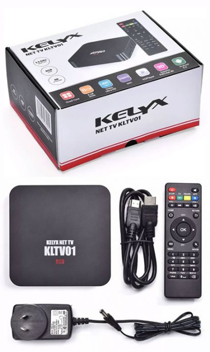 TV MINI PC KELYX